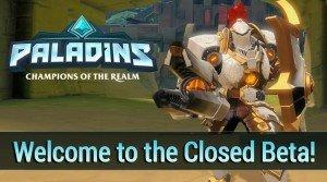Paladins Closed Beta Trailer thumbnail