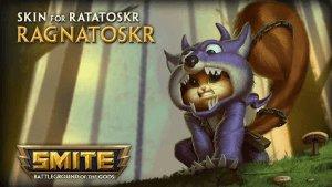 Smite Ragnatoskr Ratatoskr Skin Preview video thumbnail
