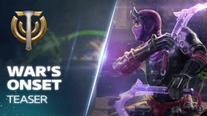 Skyforge War's Onset Teaser thumbnail