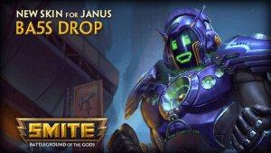 Smite Ba5s Drop Janus Skin Preview video thumbnail
