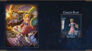 Smite Child's Play Scylla Skin video thumbnail