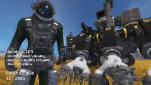 Space Engineers Update 01.109 Overview video thumbnail