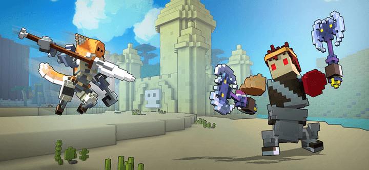Trove Battle Arena Beta Begins news header