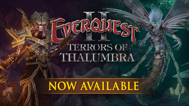 EverQuest II: Terrors of Thalumbra Trailer thumbnail
