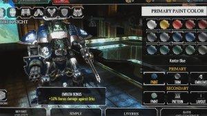 Warhammer 40,000: Freeblade Livery Video thumbnail
