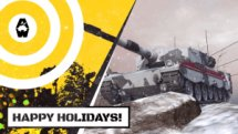 Armored Warfare Winter Holidays Trailer thumbnail