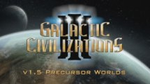 Galactic Civilizations v1.5 Trailer thumbnail