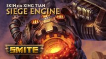 Smite Siege Engine Xing Tian Skin Preview video thumbnail