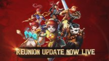 Taichi Panda Reunion Update Trailer thumbnail