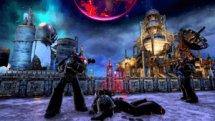 Warhammer 40,000: Eternal Crusade Pegasus Station Map Preview video thumbnail