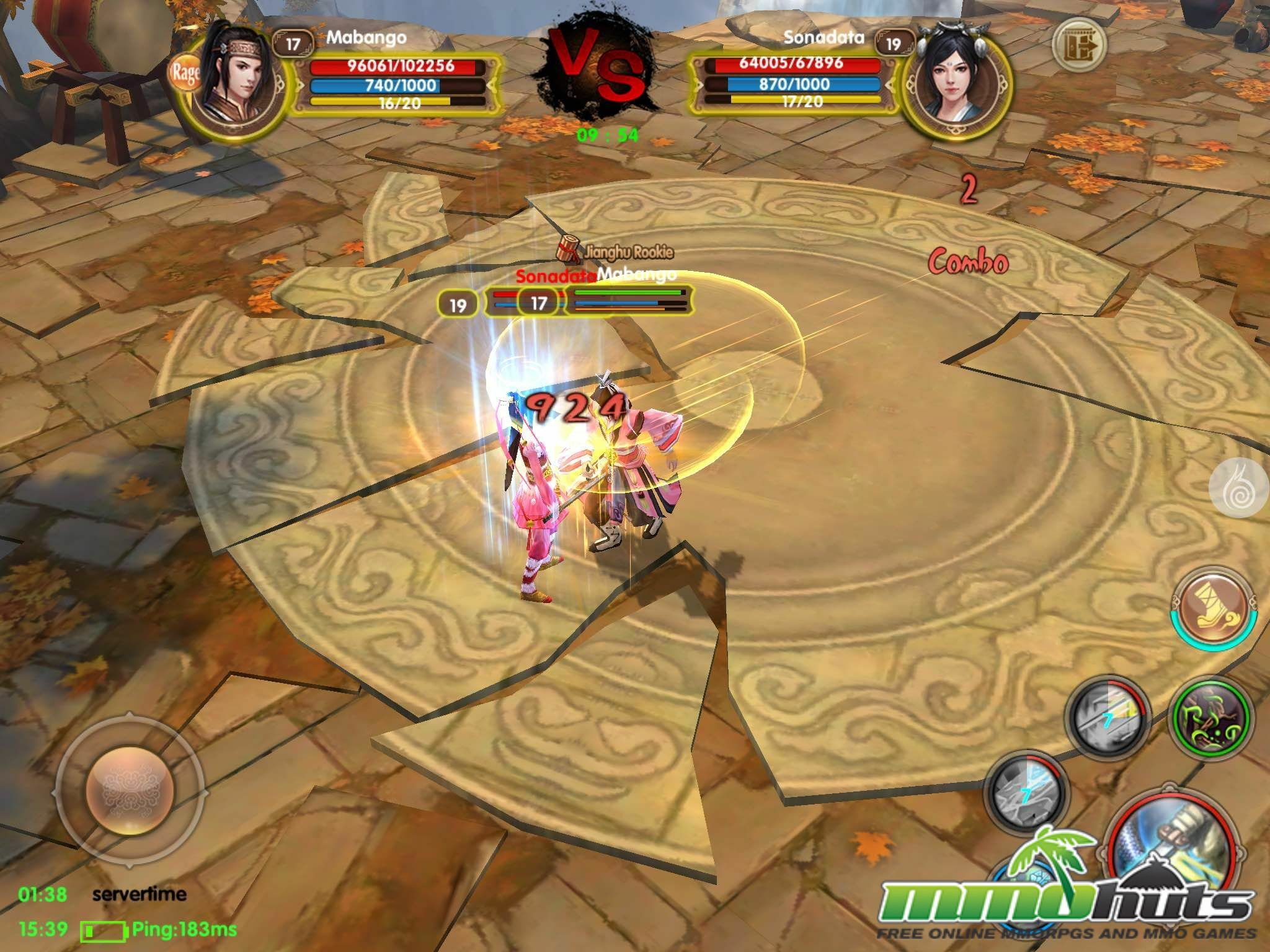 Age of Wushu Dynasty Mobile Review