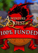 AdventureQuest 3D Fully Funded & Greenlit news thumb