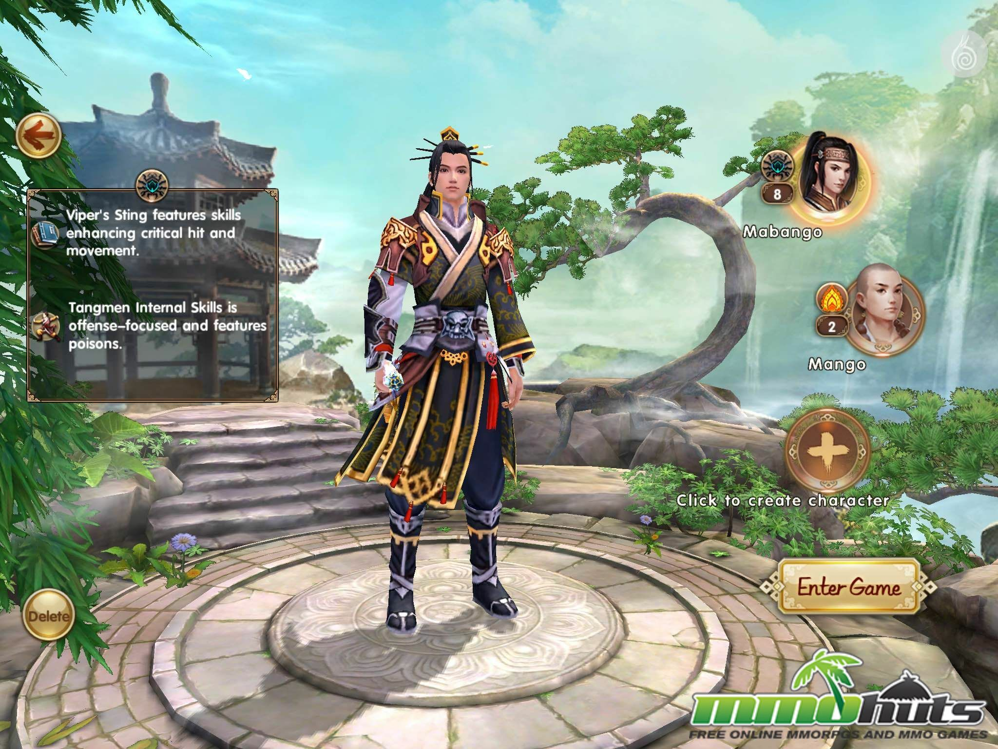 Age Of Wushu Dynasty Mobile Review Mmohuts
