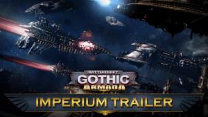 Battlefleet Gothic: Armada Imperium Trailer thumbnail