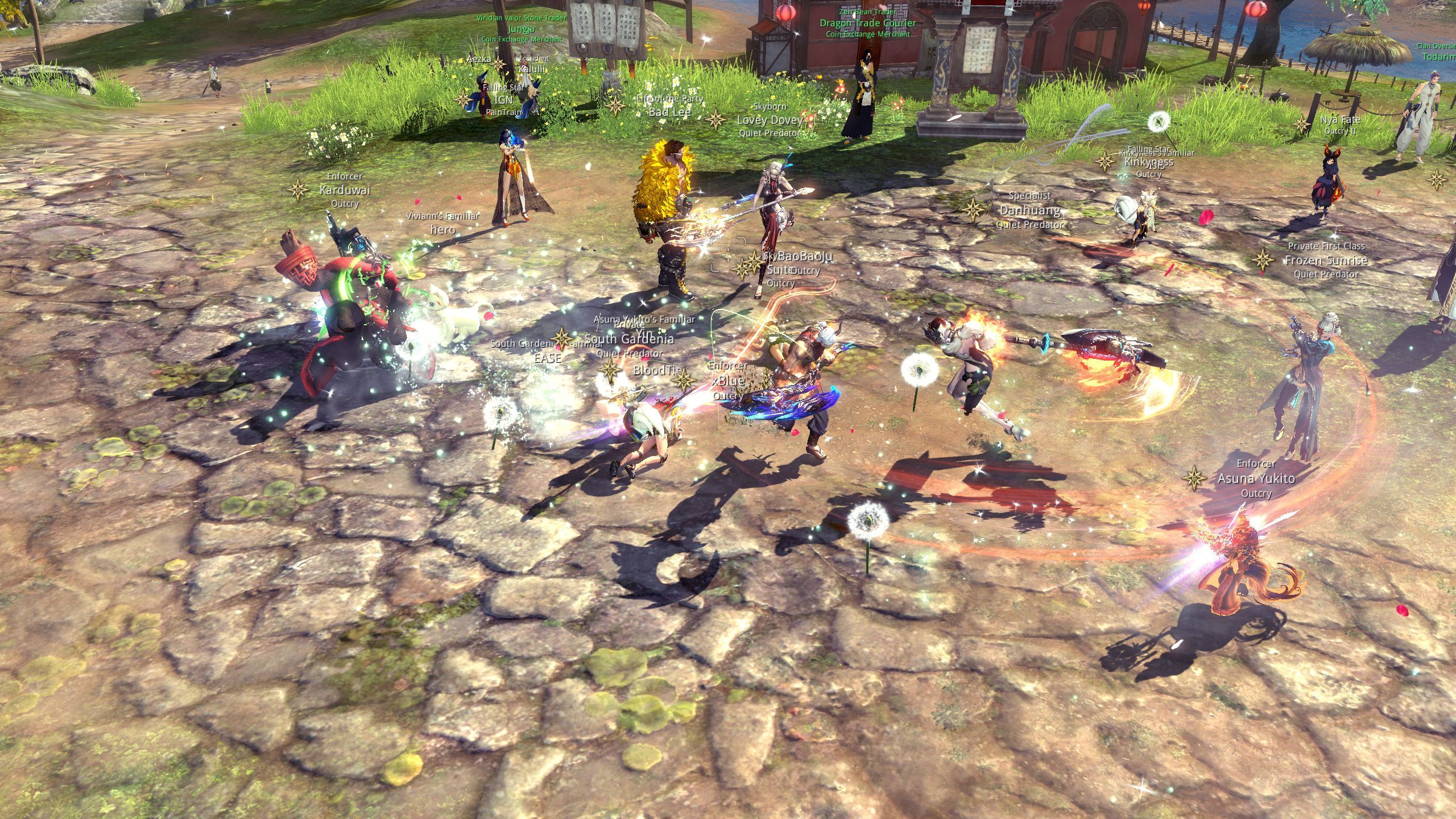 Blade And Soul PvP 04