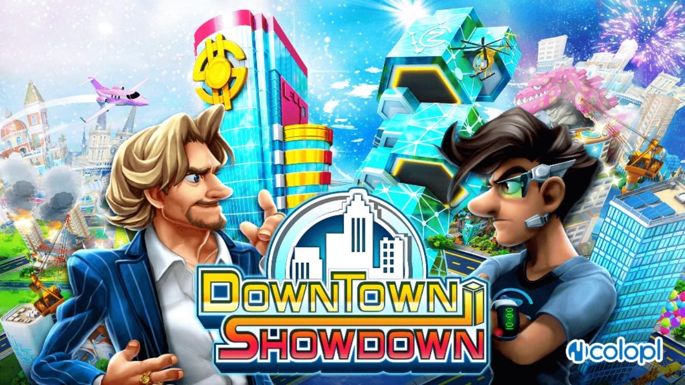 DowntownShowdown_TitleScreen