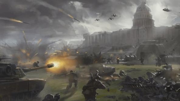 Endwar Online Open Beta Trailer thumbnail