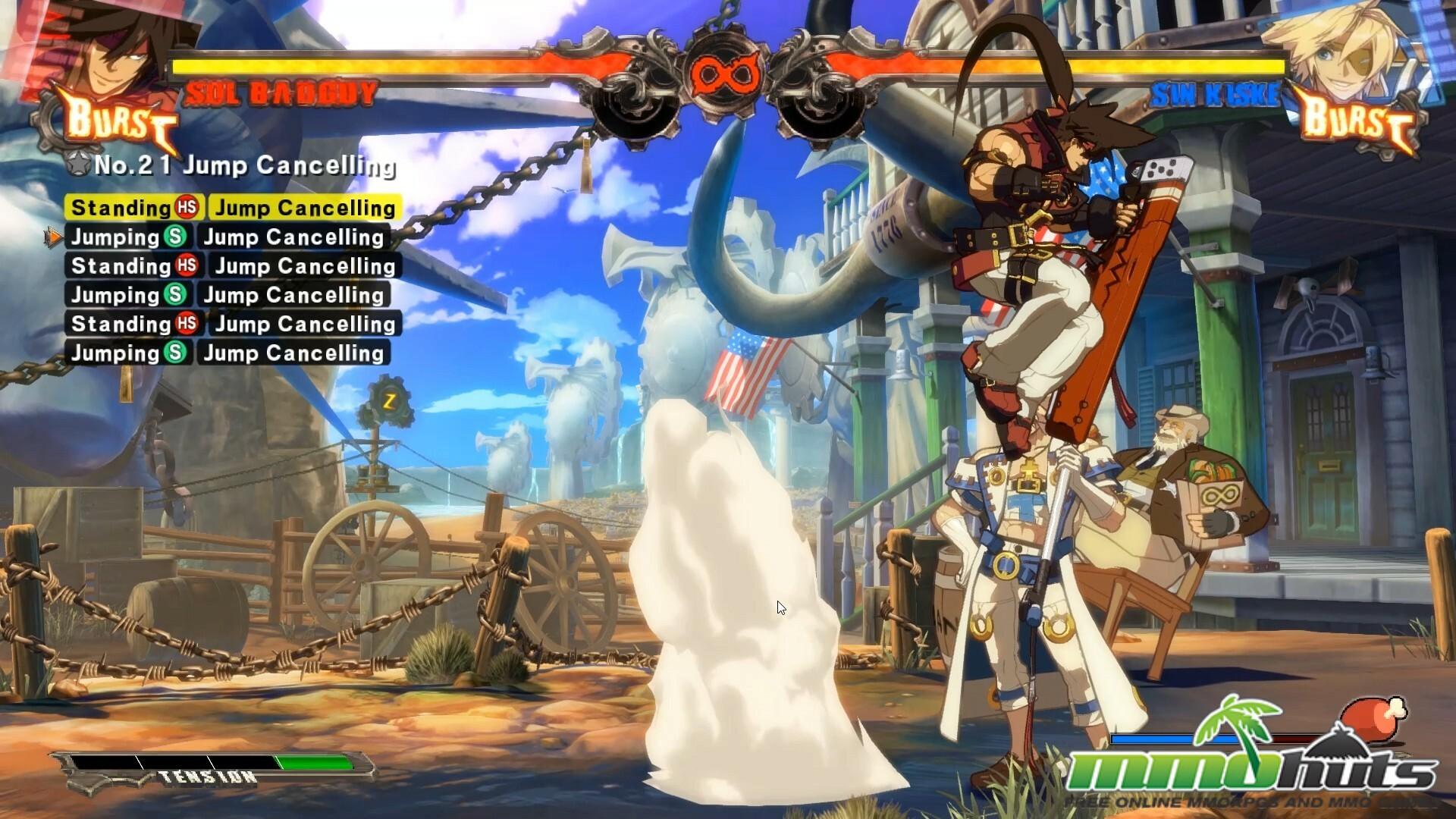 Guilty Gear Xrd -SIGN-: Legitimizing PC Fighters