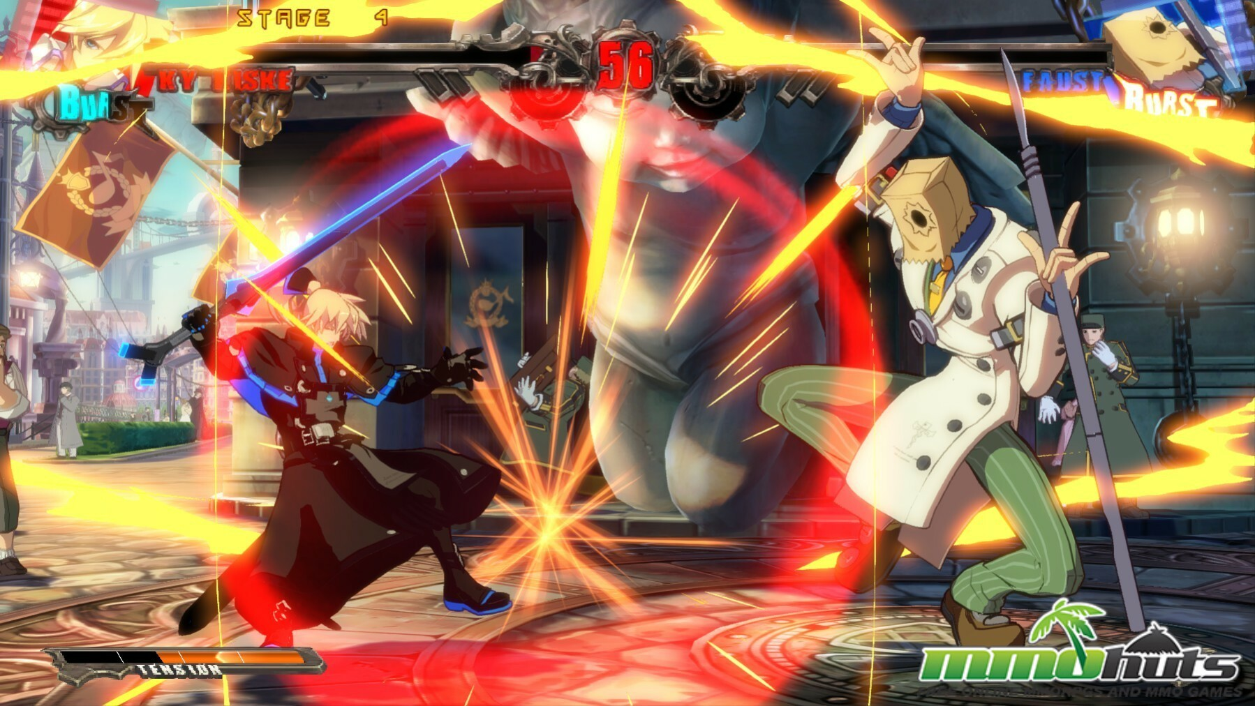 Guilty Gear Xrd -SIGN-: Legitimizing PC Fighters