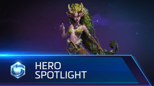 Heroes of the Storm Lunara Spotlight thumbnail