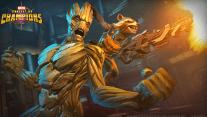 Marvel Contest of Champions Groot Trailer thumbnail
