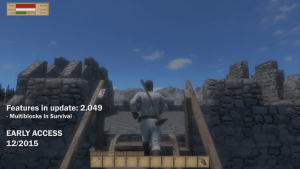 Medieval Engineers Update 02.049 Overview vvideo thumbnail