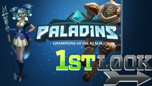 Paladins: Champions of the Realm - First Look