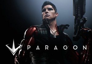 Paragon Game Profile Banner