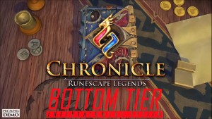 Chronicle: Runescape Legends Lets Play