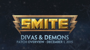 Smite Patch Overview - Divas & Demons video thumbnail