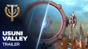 Skyforge Usuni Valley Trailer thumbnail
