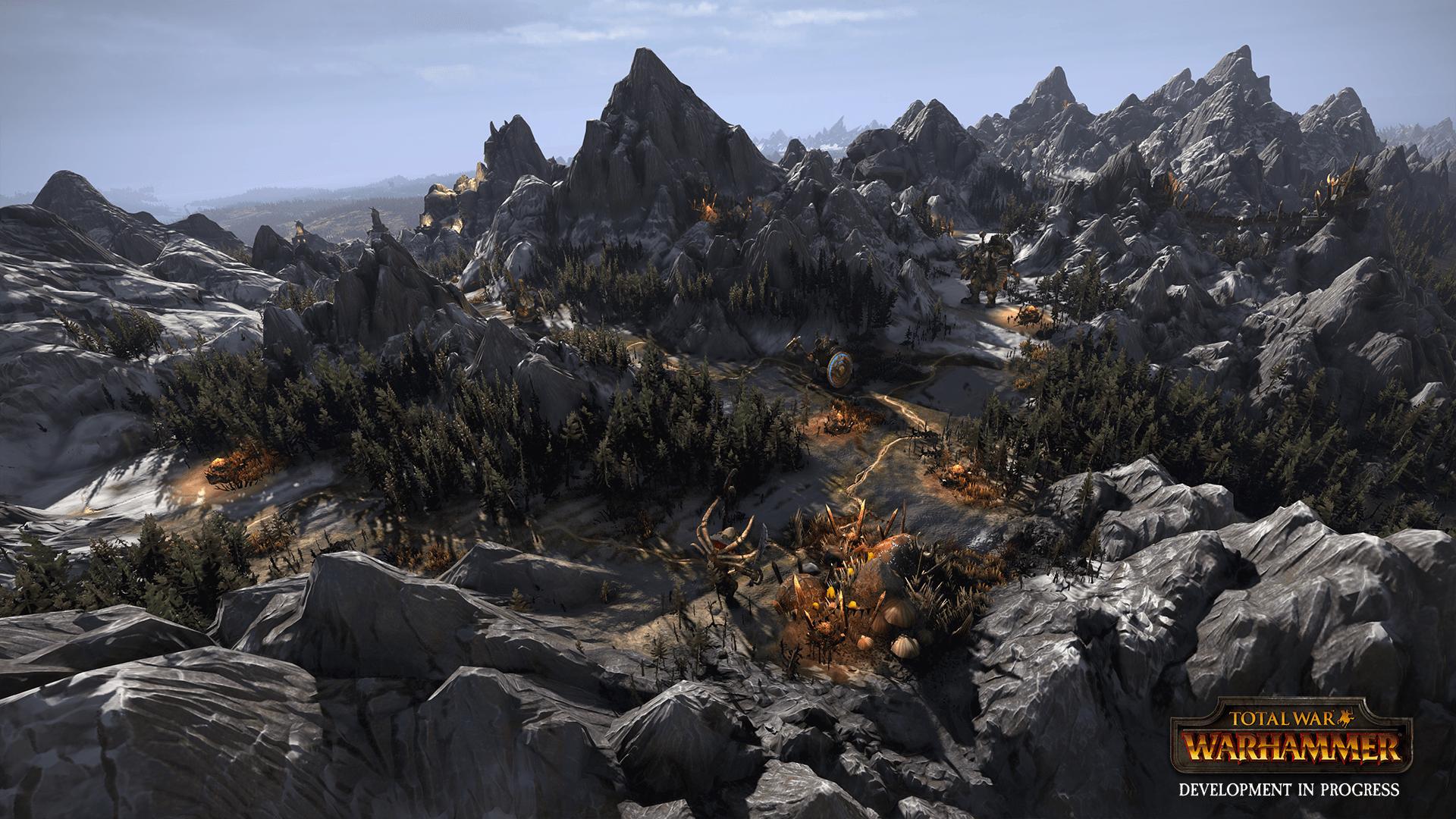 Total War: Warhammer Campaign Press Preview - Greenskins