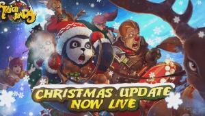 Taichi Panda Holiday Update Trailer thumbnail