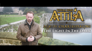 Total War: Attila Age Of Charlemagne: The Light in the Dark video thumbnail