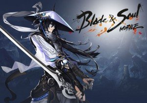Blade & Soul Mobile Game Profile Banner