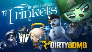 Dirty Bomb: 'What the Dickens?' Limited Edition Trinkets thumbnail