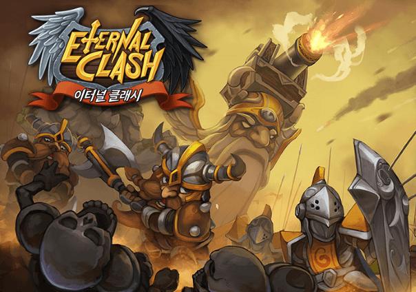 Eternal Clash Game Profile Banner
