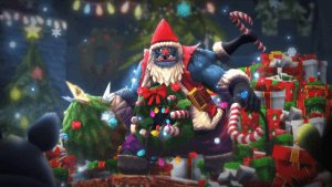 Heroes of the Storm: Gift of Winter Veil video thumbnail