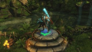 Heroes of Newerth Avatar Spotlight: Paragon Witch Slayer video thumbnail