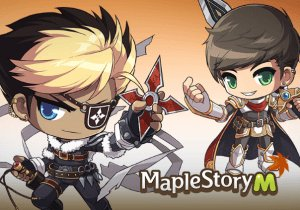 MapleStory M Game Profile Banner