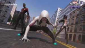 Marvel Future Fight : Rise of the Spider-Verse Heroes video thumbnail