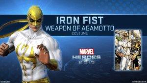 Marvel Heroes 2015 Iron Fist Trailer thumbnail