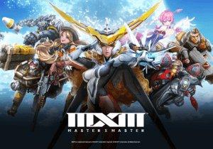Master X Master Game Profile Banner