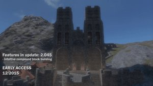Medieval Engineers Update 02.045 Overview video thumbnail