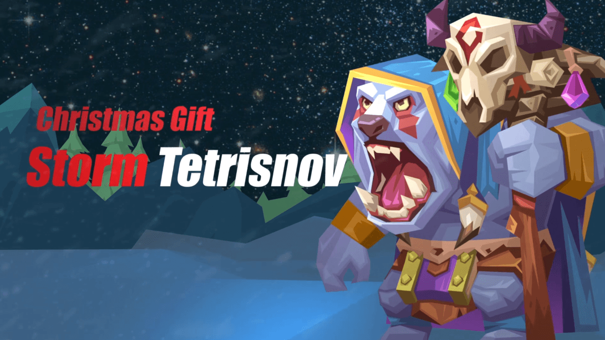 Monster Castle Launches Update with Christmas Heroes news header