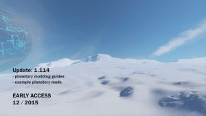 Space Engineers Update 01.114 Overview video thumbnail