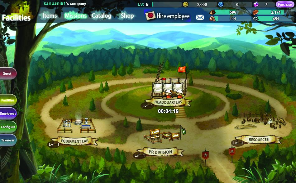 Kanpani Girls Game Review