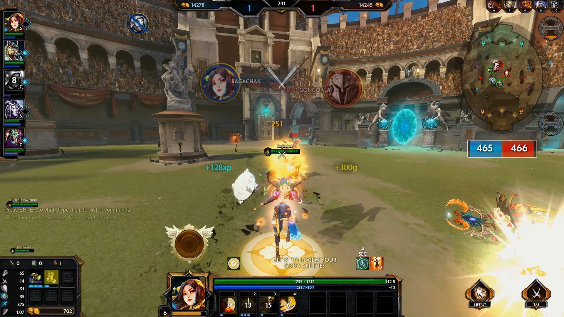 SMITE Amaterasu Goddess Review