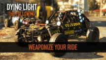 Dying Light: The Following - Weaponize Your Ride Trailer thumbnail