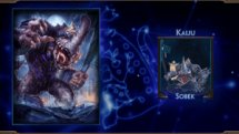 Smite Kaiju Sobek Skin Preview thumbnail